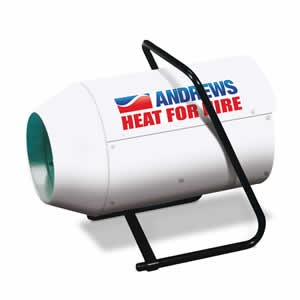 Heating, Cooling, & Drying Tool Hire Essex